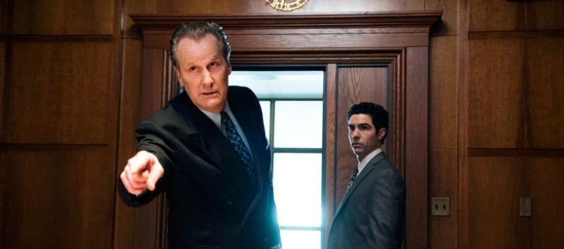 Jeff Daniels et Tahar Rahim dans «The Looming Tower».