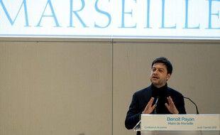 Benoit Payan, le maire de Marseille. (archives)