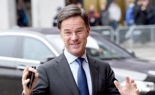 Le premier ministre des Pays-Bas Mark Rutte.