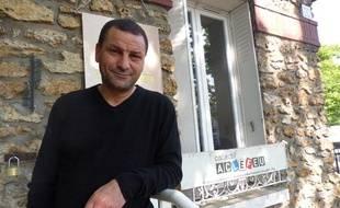 Mohamed Mechmache, candidat écolo aux élections européennes et porte-voix des banlieues.