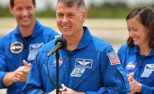 L'astronaute américain Shane Kimbrough.
