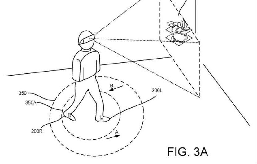 Google veut concevoir des chaussures à roulettes pour destinées à la réalité virtuelle