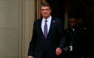 Le secrétaire à la Défense Ashton Carter, le 11 décembre 2015 à Washington