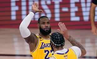 Les Lakers ont remporté le match 1