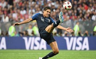 Raphaël Varane s'est imposé durant toute la Coupe du monde comme le véritable patron défensif des Bleus.