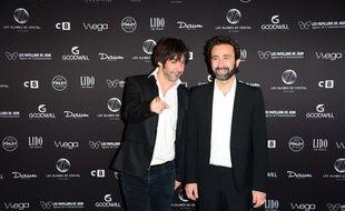 La pastille Vu de jeudi 16 mars avait choisi de diffuser quelques passages du sketch des humoristes Thomas VDB et Mathieu Madénian dans Quotidien.