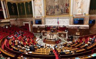 L'Assemblée nationale (image d'illustration).