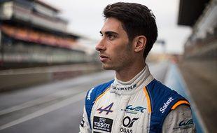A 24 ans, Paul-Loup Chatin a couru les 24 Heures du Mans pour la première fois en 2014.