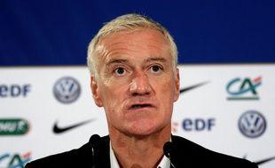 Didier Deschamps le 22 mai 2015.