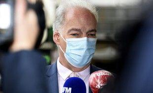 Alain Griset, le 3 novembre 2020 à Paris.