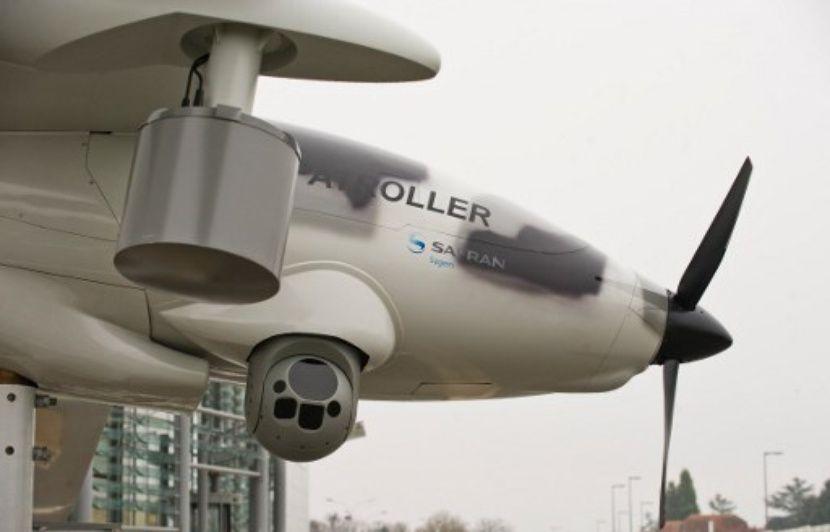 Istres: Un drone de plus d'une tonne s'écrase près de la base aérienne