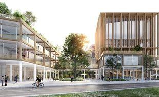 Le projet Talent Makers Lab de la Compagnie de Phalsbourg à Gennevilliers.