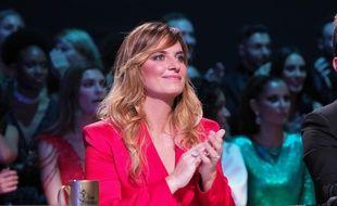 La comédienne Laetitia Milot.