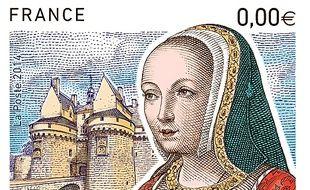 Le timbre sera en vente le 11 janvier.