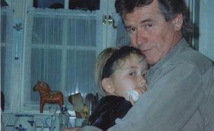 Une photo de John Reilly publiée sur le compte Instagram de sa fille Caitlin Reilly