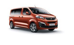 Le nouveau Peugeot Traveller
