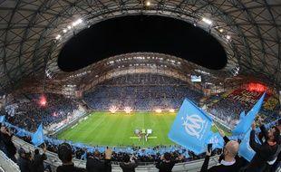 « Jump » retenti à chaque fois que les joueurs de l'OM rentre sur la pelouse du stade Vélodrome, sauf en Ligue des Champions.