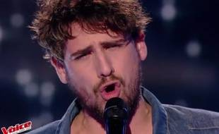 Valentin Stuff, la grosse voix de «The Voice»
