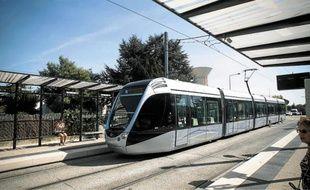 L'objectif est de faire passer la part de marché des transports en commun de 16 % à 23 %.