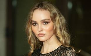 L'actrice Lily-Rose Depp