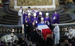 Une messe en hommage à Jacques Chirac sera célébrée lundi 30 septembre à 17h30 à Lyon.