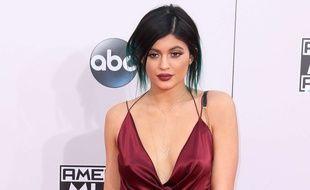 Kylie Jenner en novembre 2014 à Los Angeles.