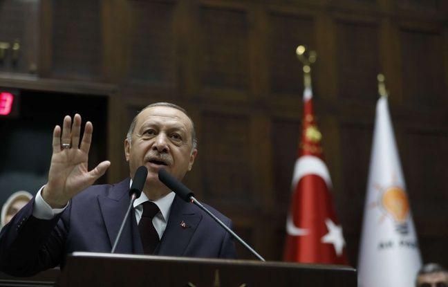 VIDEO. «Gilets jaunes»: Le président turc Recep Tayyip Erdogan dénonce la «violence» des autorités françaises
