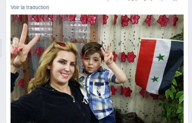 L'enfant symbole réapparaît dans des médias syriens pro-Assad — Alep
