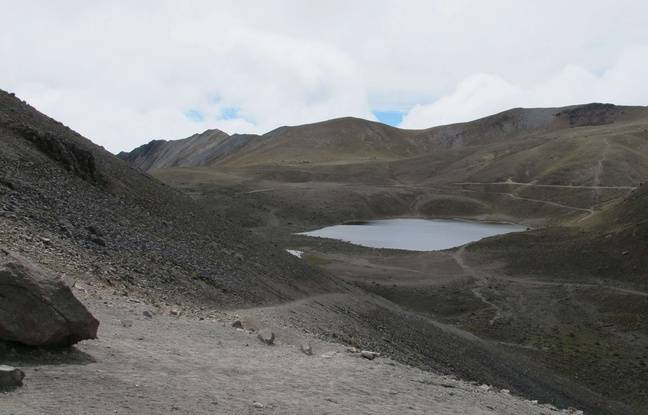 Le volcan Nevado de Toluca, dans le centre du Mexique.