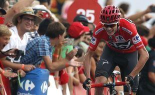 Chris Froome a remporté la 16e étape de la Vuelta