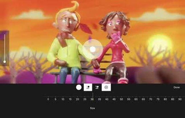 Exemple de vidéo réalisé via Stop Motion Studio