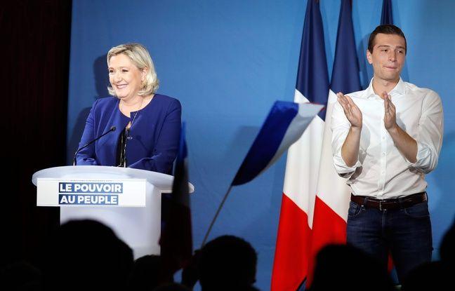 Marine Le Pen accorde une interview au site américain d'extrême droite Breitbart