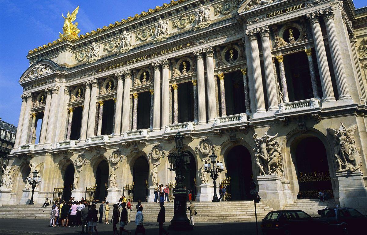 Le Palais Garnier (illustration). – SUPERSTOCK/SUPERSTOCK/SIPA