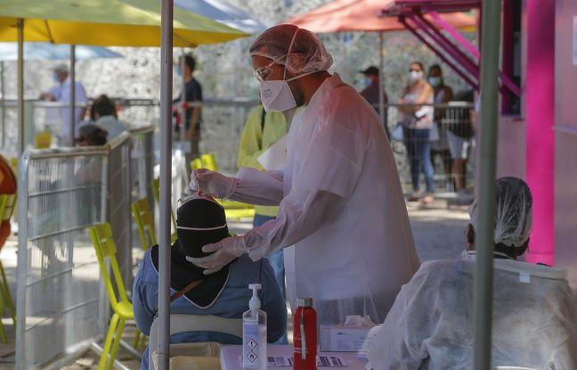 Coronavirus: Plus de 2.500 cas de Covid-19 confirmés en 24 heures, une progression inédite depuis mai