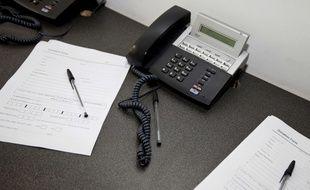 Depuis mai, l'Ile-de-France a lancé «une plateforme téléphonique» pour contacter individuellement les décrocheurs. On en compte 20.000 dans la région. (Illustration)