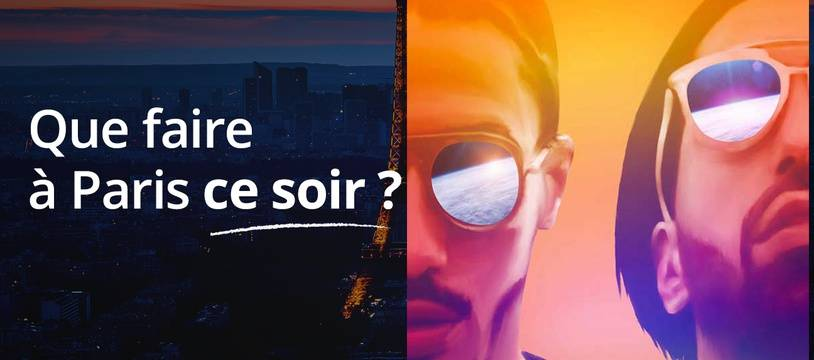 PNL sera ce soir et demain soir à Bercy.