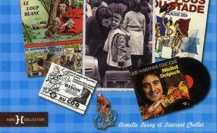 Nés en 1958 : le livre de ma jeunesse : tous les souvenirs de mon enfance et de mon adolescence