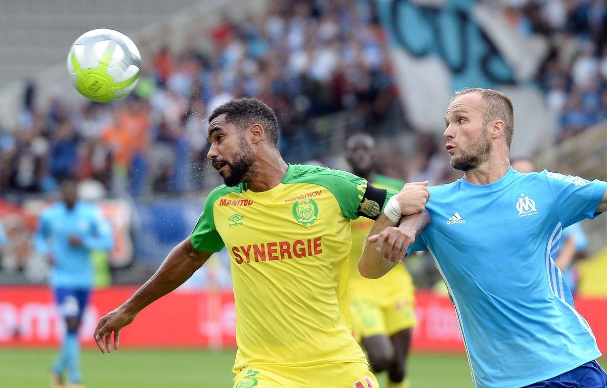 Le duel Nantes Marseille – JEAN-SEBASTIEN EVRARD / AFP