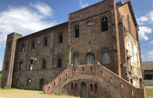 L'ancien bâtiment administratif de la mine a été inscrit en 1985 au titre des monuments historiques.
