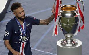 Neymar passe à côté de la Ligue des champions.