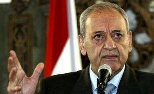 Le président du Parlement Nabih Berri a officiellement convoqué mercredi l'Assemblée pour le 25 septembre en vue de l'élection d'un nouveau président au Liban en proie à grave crise politique, a annoncé mercredi son porte-parole.