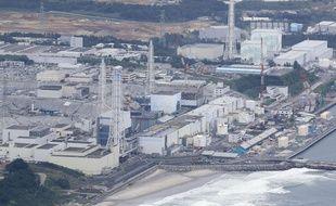 Une vue de la centrale nucléaire de Fukushima, plus de six ans après la catastrophe.