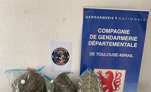 Les gendarmes de Haute-Garonne ont saisi plus de 20 kg de drogue en provenance d'Espagne.