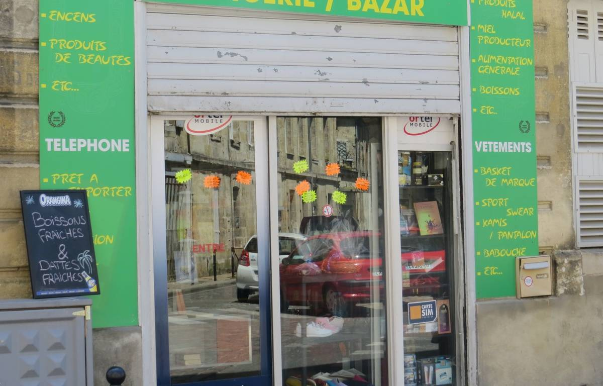 L'épicerie musulmane est réservée certains jours aux hommes, d'autres aux femmes – M.BOSREDON