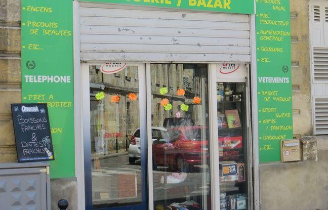 L'épicerie musulmane est réservée certains jours aux hommes, d'autres aux femmes