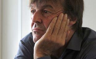 Nicolas Hulot en 2015.