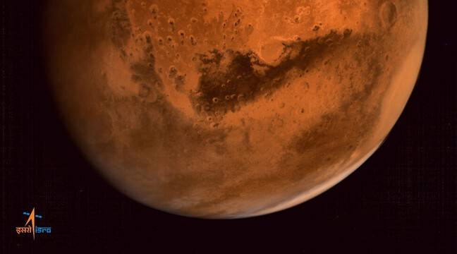 En orbite autour de Mars, la sonde chinoise Tianwen-1 envoie une vidéo de la planète rouge - 20minutes.fr