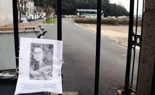 Le portrait de Céline Giboire avait été placardé aux abords du parc des Corbières à Saint-Malo, où son corps sans vie avait été retrouvé.