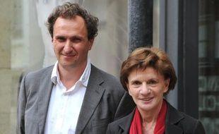 """Vincent Feltesse, député PS de Gironde, président de la Communauté urbaine de Bordeaux, briguera la mairie en 2014 face à Alain Juppé, dont c'est le bastion. Une candidature qui revêt à ses yeux une forme d'""""évidence"""" car il pense être à l'image plus que tout autre des nouveaux Bordelais."""