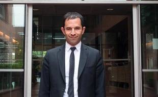 Benoît Hamon, ministre délégué chargé de l'économie sociale et solidaire (ESS) et de la consommation.